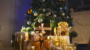 new year traditional decorations christmas gifts the christmas tree new year gifts different