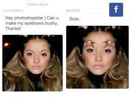 Bushy Eyebrows Meme - bush did 9 11 meme by saska2003 memedroid