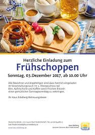 Bad Friedrichshall Aktuelles Haus Edelberg Senioren Zentrum Bad Friedrichshall