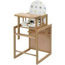 hochstuhl design geuther baby hochstuhl kombinationen aus holz ebay