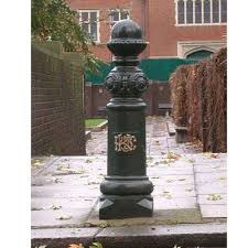 bollards from the cast iron company