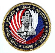 space mission patches sts 60 discovery mission patch u s version