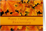 thanksgiving wedding anniversary cards from greeting card universe