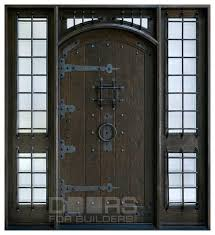 Solid Exterior Doors Real Wood Front Doors Solid Wood Front Doors For Sale