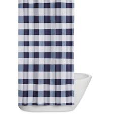 Multi Color Shower Curtains Multi Colored Shower Curtains Shower Accessories The Home Depot