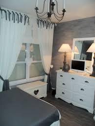 chambre fille et blanc chambre fille ado blanc et gris