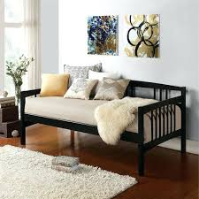 twin size daybed frame pop up trundle u0026 mattresses tag daybed