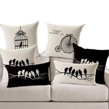 popular black christmas pillow buy cheap black christmas pillow