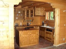 cuisine style montagne meuble savoyard jean de sixt 9 meuble de cuisine style