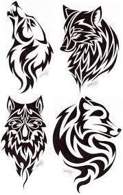 celtic designs wolf