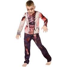 Buy Zombie Kids Costume