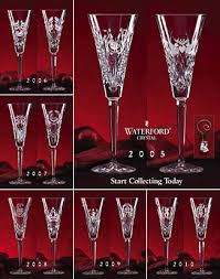 waterford twelve days of flutes seven swans a swimming