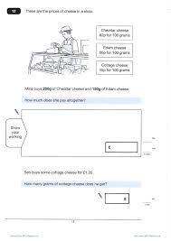 K2 Maths Worksheets Free Worksheets Ks2 Maths Test A 2012 Sats Papers The Resources