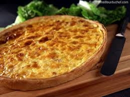 Quiche Blind Bake Or Not Quiche Lorraine Recipe With Images Meilleurduchef Com