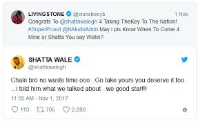 2017 top 705 put ghanaian musicians are so dumb shatta wale shits on stonebwoy