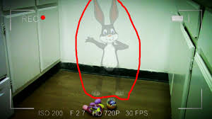 proof that easter bunny is real caught on tape leaving easter eggs