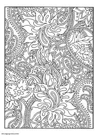 pretty coloring pages for adults coloring pages kids