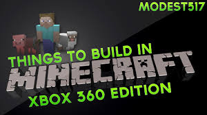 things to build in minecraft xbox 360 edition ep 85 house design