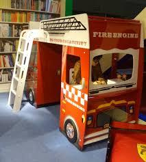 bedroom firetruck beds fire truck bunk bed kidkraft firetruck bed