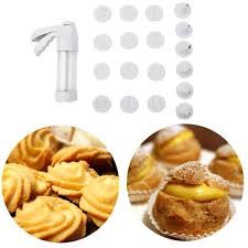 emporte pi鐵e cuisine lowest price biscuit maker shaper cake cutter decorating 19pcs