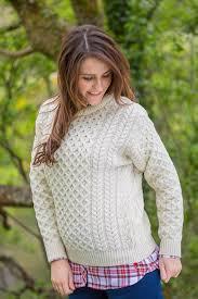 s wool sweaters aran wool sweater c1949