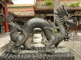 qilin statue panoramio photo of bronze qilin statue inside the forbidden city