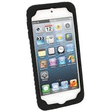 ipod touch 5th generation black friday igadgitz black silicone skin case cover tyre tread design for