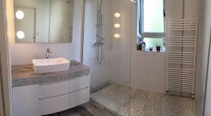 nouvel agencement et aménagement d une salle de bains sur aix en