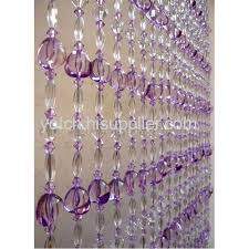 Beads For Curtains Crystal Beaded Curtain From China Manufacturer Pujiang Yotch