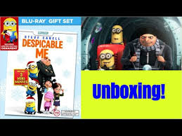 despicable me limited edition ornament gift set unboxing