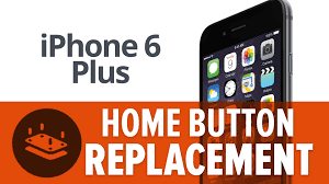 Design Your Own Iphone Home Button Sticker by How To Replace The Home Button In Your Iphone 6 Plus Youtube