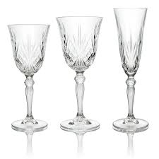 champagne silhouette stemware champagne flutes red and white wine glasses and