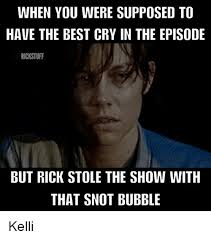 Crying Rick Meme - 25 best memes about best cry best cry memes