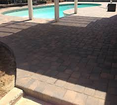 swimming pool coping paver deck michael u0027s pool service