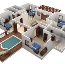 home design builder 25 more 3 bedroom 3d floor plans 44153d floor plan sjpg home
