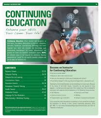 summer 2013 continuing education schedule by rock valley college