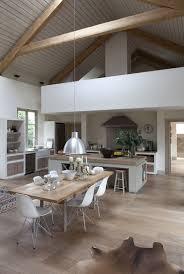 grande cuisine avec ilot central la cuisine ouverte une bonne idée ma maison mon jardin