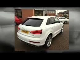 lease audi q3 s line audi q3 s line quattro in white term car lease