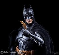 neca batman begins 1 4 scale batman toyark photo shoot the