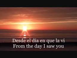imagenes de amor en ingles español cristian castro que me van a hablar de amor en inglés y español