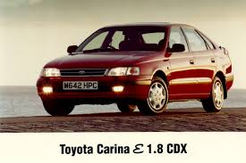 toyota carina toyota launches competition to look for its oldest british built model