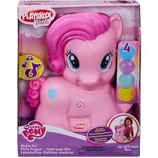 playskool friends pinkie pie party popper featuring my little pony