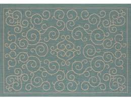 Area Rug Aqua Indoor U0026 Outdoor Area Rugs Under 50 00 At The Home Depot The