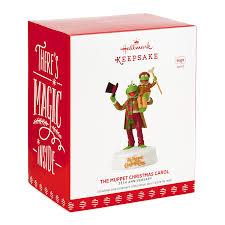 A Christmas Carol Ornaments Amazon Com Hallmark Keepsake 2017 The Muppet Christmas Carol 25th