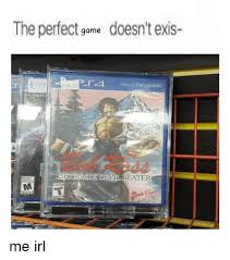 Playstation Meme - the perfect game doesn t exis 4 only on playstation 8649 c3mpl