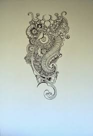 design with meaning of strength henna henna gallery