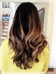 Frisuren Lange Haare Mit Farbe by Ombre Haare Farben 2017 Trend Kurze Frisuren