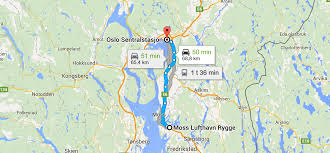Norwegian Air Shuttle Route Map by This Is How To Get From Rygge Airport To Oslo City Centre Wio