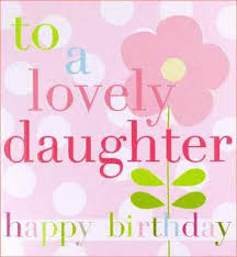 happy birthday cards for daughters u2013 gangcraft net
