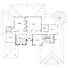 floor plans with spiral staircase plans spiral staircase plans